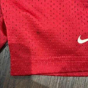 Nike Bottoms - Nike boys mesh shorts 18 months red